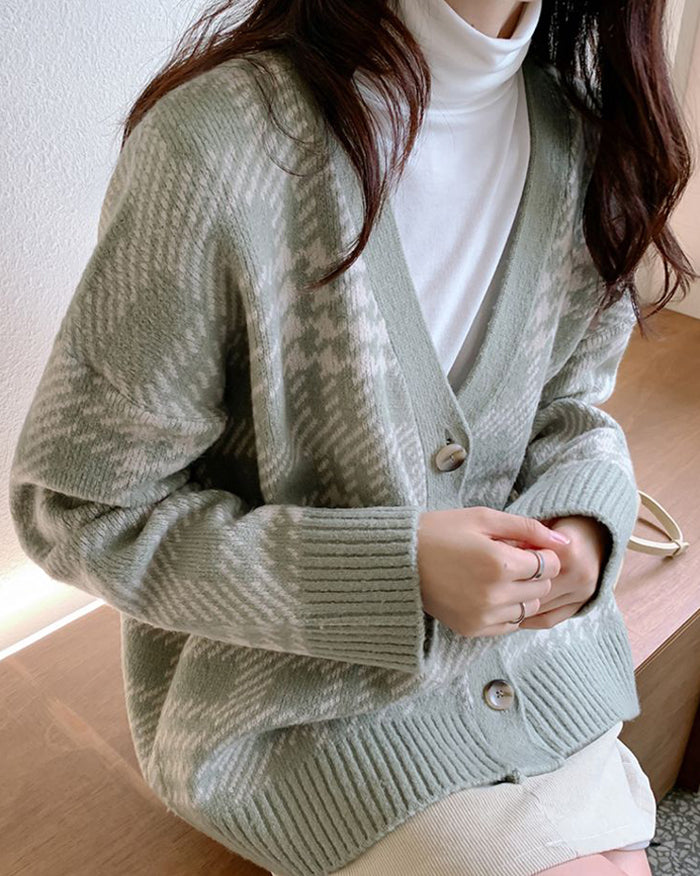 My Intention Check Cardi (4614263701582)