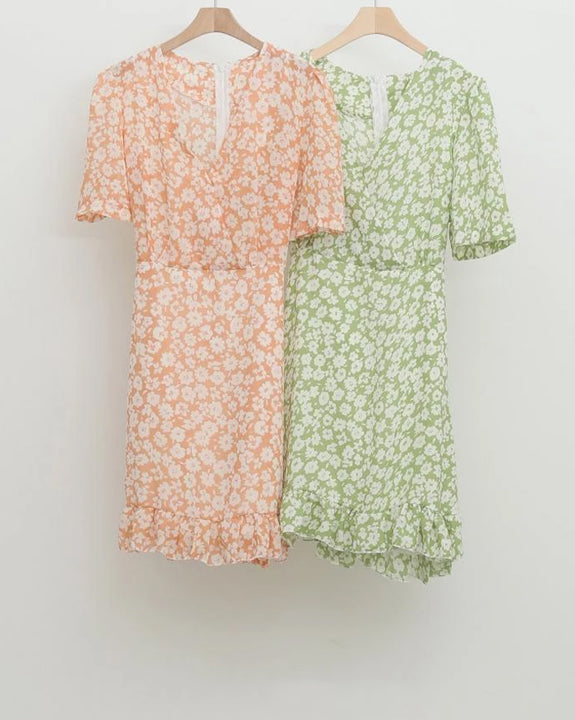 Picnic Flower Dress (4379741356110)