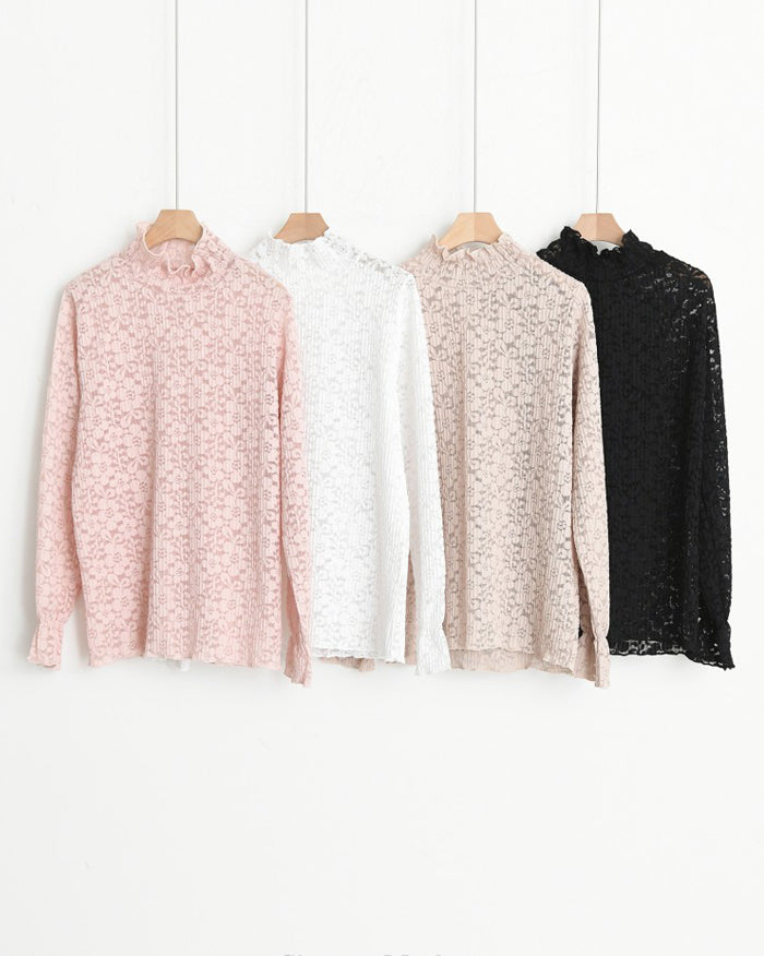 Luise Flower Blouse (4506455801934)