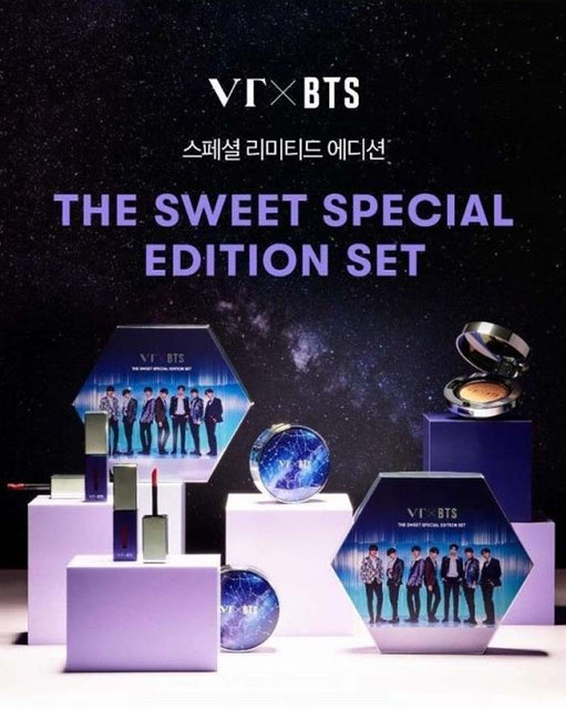 [PRE-BOOKING FOR LIMITED SALE] VT x BTS - The Sweet Special Edition SET (6545198645420) (6560492191916)
