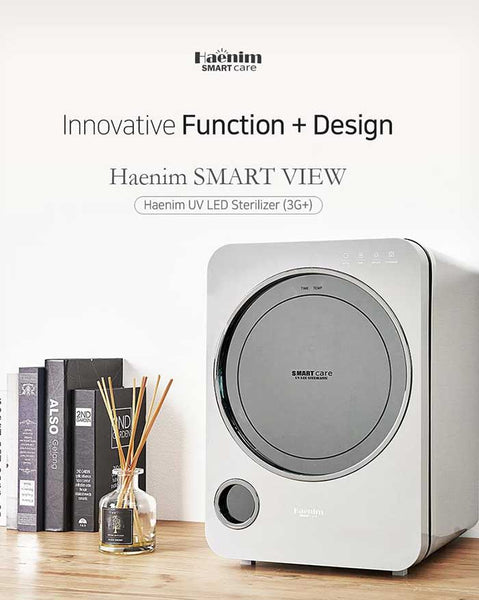 HAENIM UV LED Sterilizer, Smart View(+FREE GIFT!) (6078605557932)