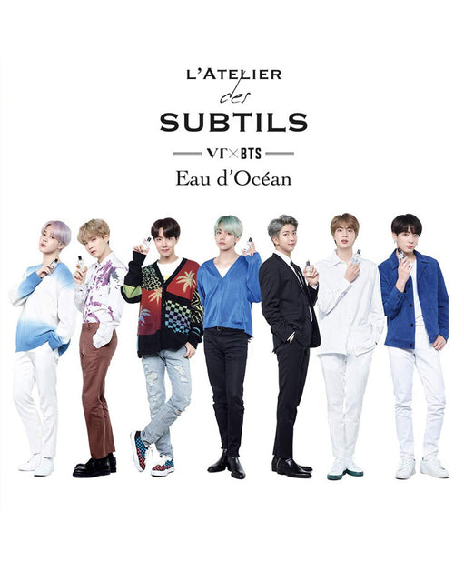 VT x BTS L'ATELIER des SUBTILS Perfume (With Random Photo Card) (6582767812780)