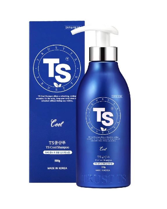 TS Cool Shampoo for Scalp and Hair (Hair Loss Care) (6040578556076)