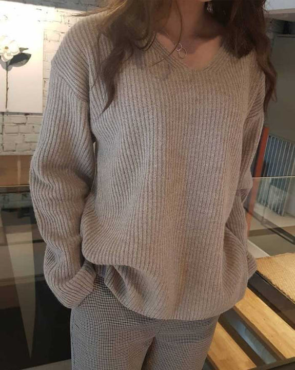 Need You Knit Top (6272496631980)