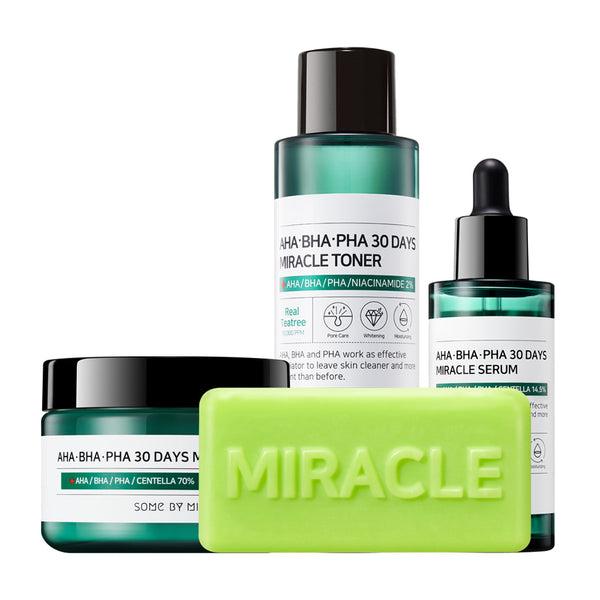 [SOME BY MI] Miracle Clean up Set - SOME BY MI