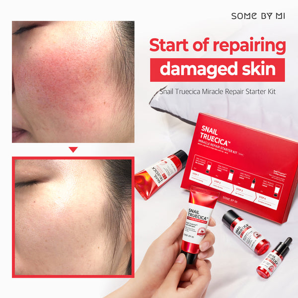 Snail Truecica Miracle Repair Starter Kit - SOME BY MI