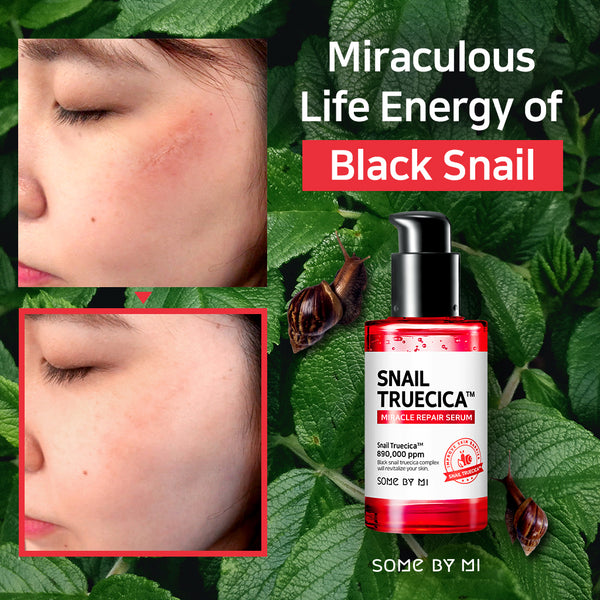 Snail Truecica Miracle Repair Serum - SOME BY MI