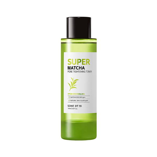 Super Matcha Pore Tightening Toner - SOME BY MI