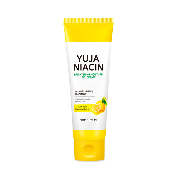 Yuja Niacin Brightening Moisture Gel Cream  [Moisturizer] - SOME BY MI