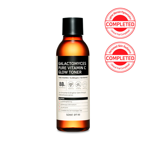 Galactomyces Pure Vitamin C Glow Toner - SOME BY MI