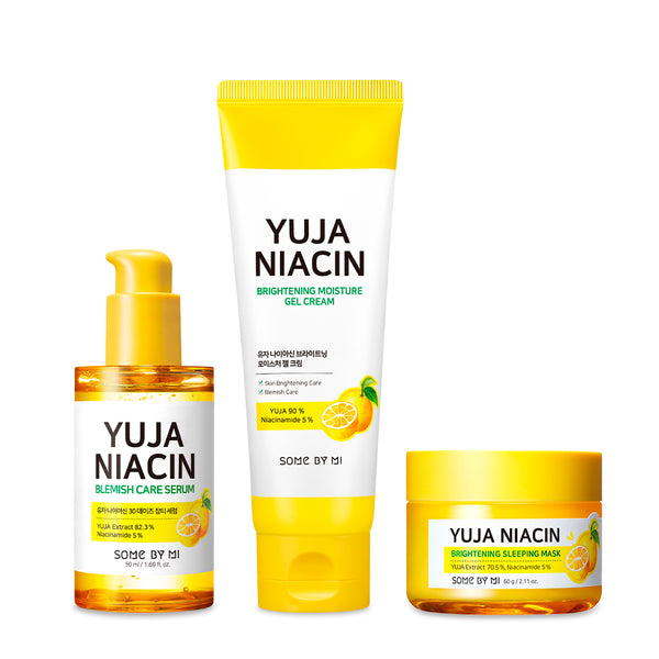 [SOME BY MI] Yuja Deep Brightening Set - SOME BY MI
