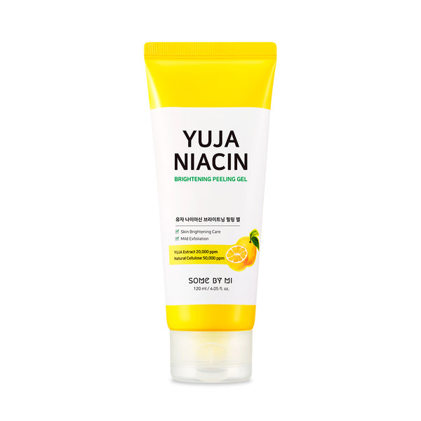 Yuja Niacin Brightening Peeling Gel - SOME BY MI
