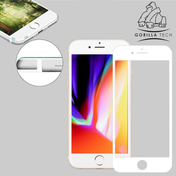 5th generation Glass film - full glue Gorilla Tech for iPhone 7/8 Plus