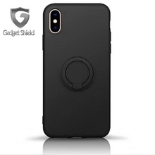 Load image into Gallery viewer, iPhone 11 pro Max Gadget Shield Silicone Ring Case