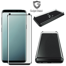 Load image into Gallery viewer, Full glue curved glass film Gadget Shield with fingerprint for Samsung Galaxy S20 Ultra