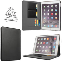 Load image into Gallery viewer, Gorilla Tech Black 3D book case For ipad 9.7 2017/2018