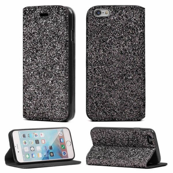 Gorilla Tech Silver glitter slim case for Apple iPhone XS Max