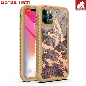iPhone XR Gorilla Tech Builder Marble Case