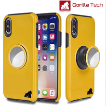 Load image into Gallery viewer, iPhone 11 Pro Gorilla Tech Pop Socket Cover