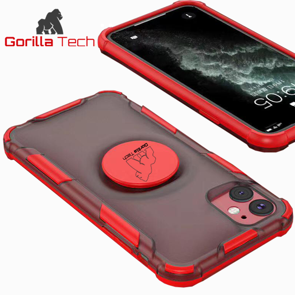 iPhone 12 Pro Max Gorilla Tech Pop Shockproof Magnetic Case