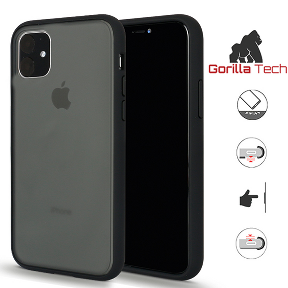 Gorilla Tech shadow black case for Apple iPhone XS MAX