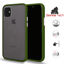 Load image into Gallery viewer, Gorilla Tech shadow Green case for Apple iPhone 11