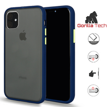 Load image into Gallery viewer, Gorilla Tech shadow blue case for Apple iPhone XR