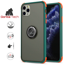 Load image into Gallery viewer, Gorilla Tech shell black ring shockproof black for Apple iPhone 11