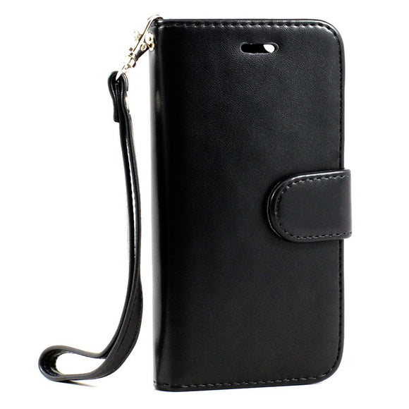 Motorola Moto E6 Play Wallet Leather Case