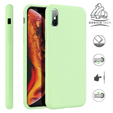 Load image into Gallery viewer, Premium quality green  Gorilla Tech silicone case for Apple iphone 11