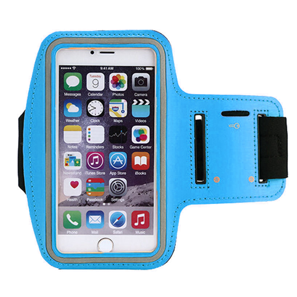 Universal Blue Armband compatible for 6.3''