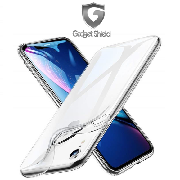 Gadget Shield Clear Gel case for Huawei P20 Pro