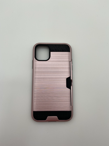iPhone 11 Slim Armour Case with Card Slot