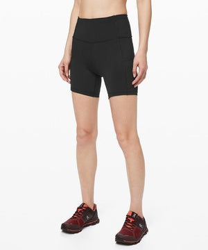 """🔥50%off today 🔥 Lululemon Fast and Free Short 6"""" Non-Reflective"""