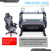 Scion32-Live streaming desk