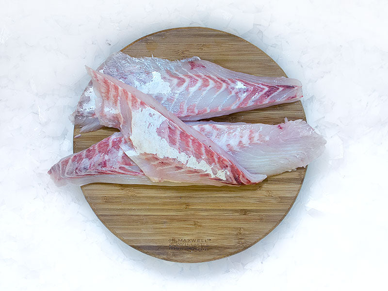 Fresh Groper fillets (1kg)