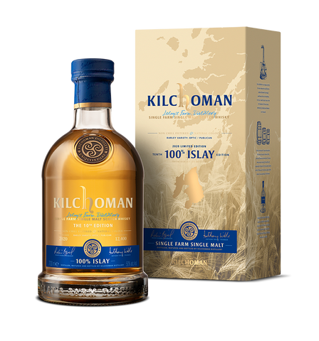 100% Islay 10th Edition (price ex vat)