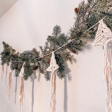 Load image into Gallery viewer, Where the Treetops Glisten Garland