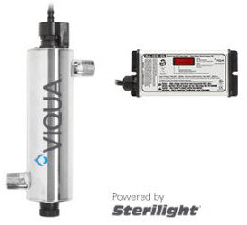 Viqua VH200 9 GPM UV Water Filter