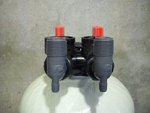 Load image into Gallery viewer, Clack 2.5 Cubic Foot Upflow Acid Neutralizer & Fleck 5600SXT 64,000 Grain Water Softener