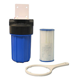 "10"" Big Blue Sediment Filter kit"