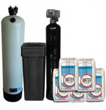 Load image into Gallery viewer, Clack 2.5 Cubic Foot Upflow Acid Neutralizer & Fleck 5600SXT 48,000 Grain Water Softener