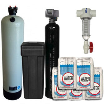 Acid Neutralizer/Water Softener Combo Systems