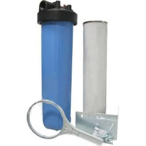 "20"" Big Blue Sediment Filter Kit"