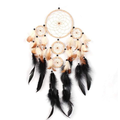 "Natural Dream Catcher <br/>""Shania"" - dreamcatchers-shop.com"