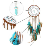 "Handcrafted Dream Catcher <br/>""Pelipa"" - dreamcatchers-shop.com"