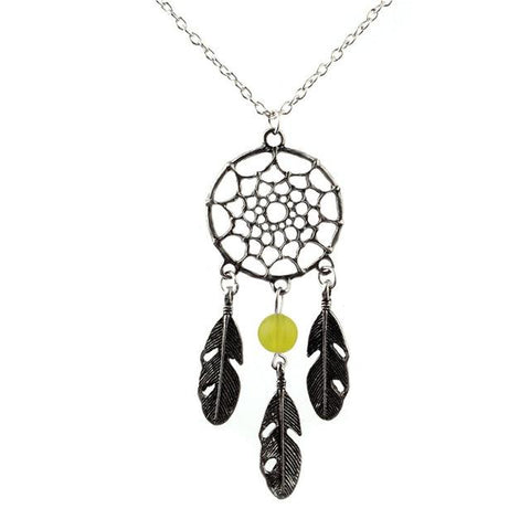 Dream Catcher Necklace - dreamcatchers-shop.com