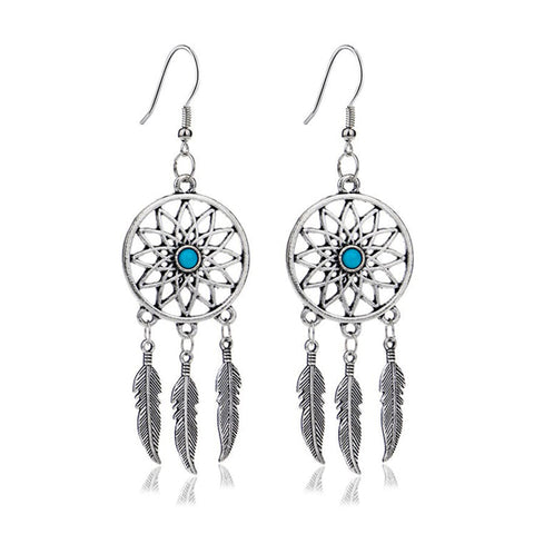 Dream Catcher Earring - dreamcatchers-shop.com