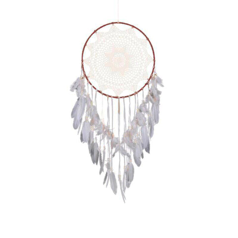 "Giant Dream Catcher for Kid <br/>""Kiona"" - dreamcatchers-shop.com"