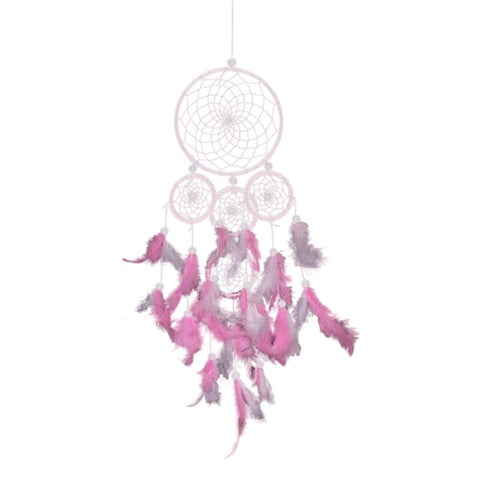 "Pink Dream Catcher <br/>""Zaltana"" - dreamcatchers-shop.com"